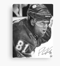 Phil Kessel Canvas Print