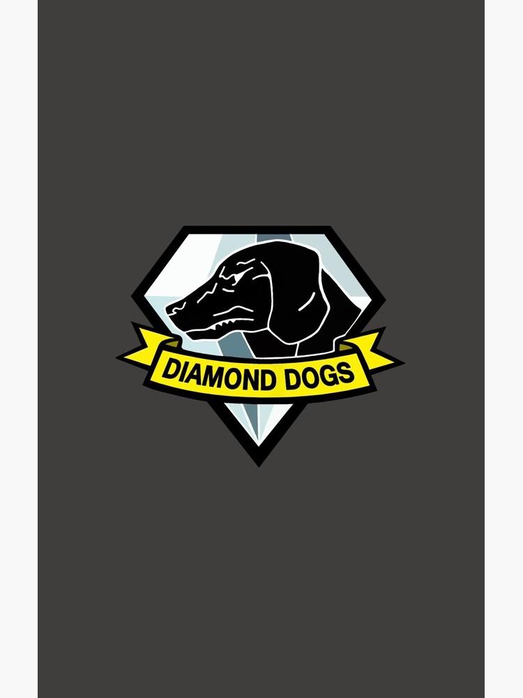 Diamond Dogs de Tee-Frenzy