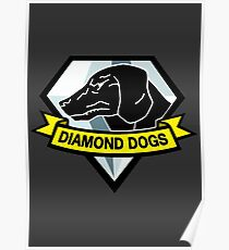 Diamond Dogs Poster
