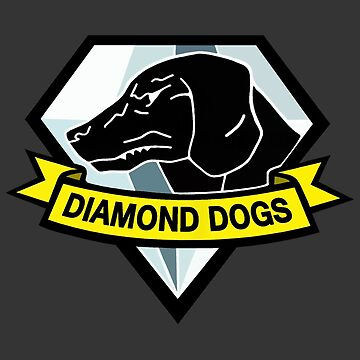 Diamond Dogs by Tee-Frenzy
