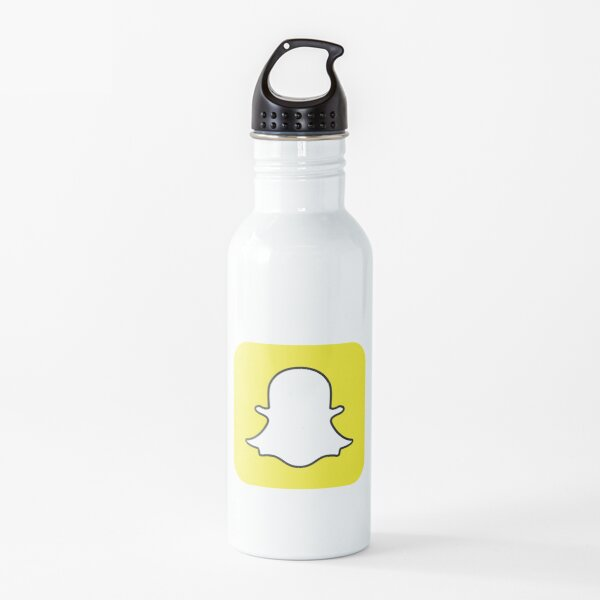 snapchat Water Bottle