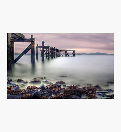The Old Pier Photographic Print