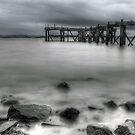 Old Aberdour Pier by Don Alexander Lumsden (Echo7)