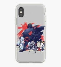 Samurai Wars: Empire Strikes iPhone Case