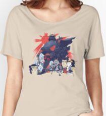 Samurai Wars: Empire Strikes Women's Relaxed Fit T-Shirt