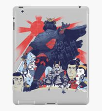 Samurai Wars: Empire Strikes iPad Case/Skin