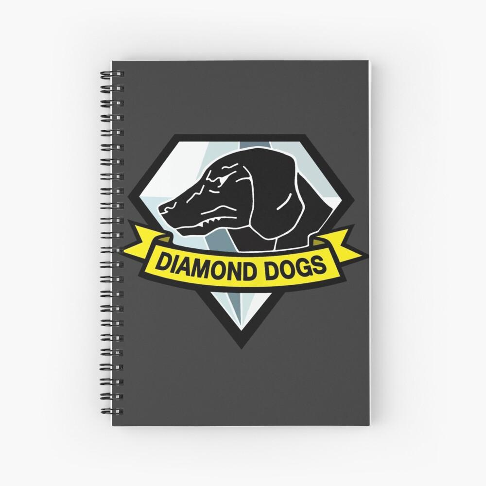 Diamond Dogs Cuaderno de espiral