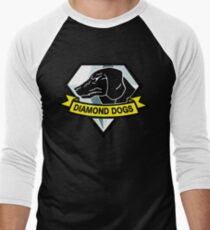 Diamond Dogs Men's Baseball ¾ T-Shirt