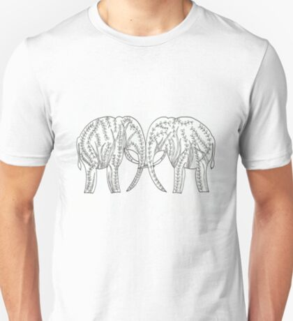 Garden Elephants T-Shirt
