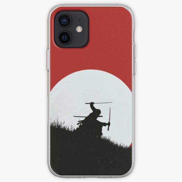 zoro onepiece Coque souple iPhone