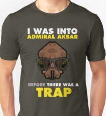 Admiral Hipskbar (Light Font) Unisex T-Shirt