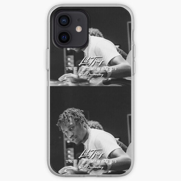 Sixya New Lil True 2 para mí American Tour 2019 Funda blanda para iPhone