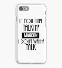 Magcon  iPhone Case/Skin