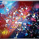Galaxy by Gunes Yilmaz