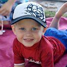Harrison turns Three! by Belinda Fletcher