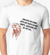now here we stand T-Shirt