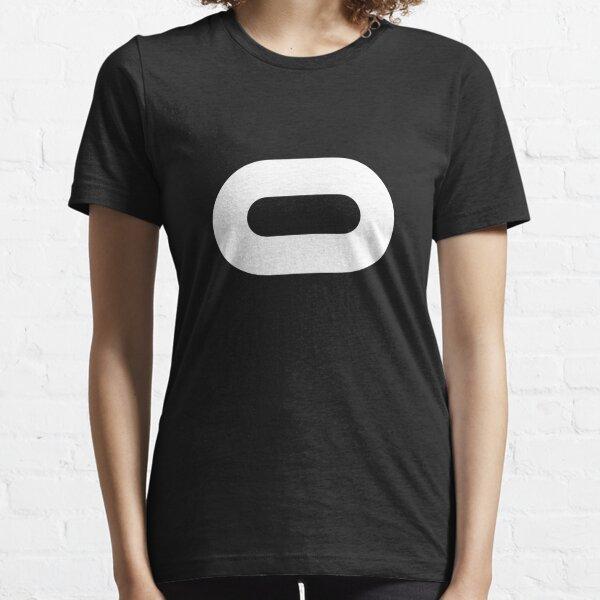 Oculus logo (white) Essential T-Shirt