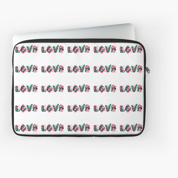 Colors of  Love Laptop Sleeve
