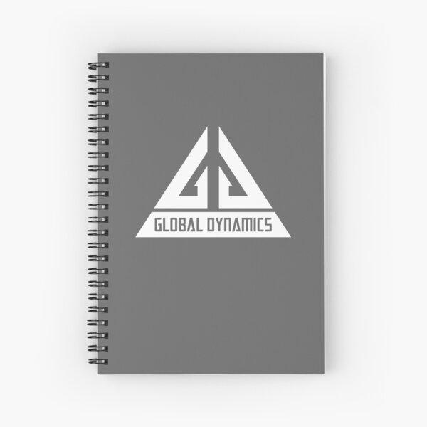 Eureka-GD Spiral Notebook