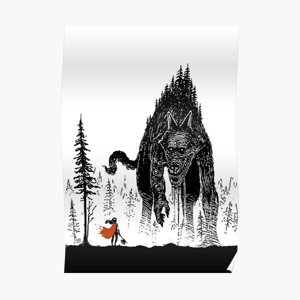 Little Red, The Wolf's Bane Poster