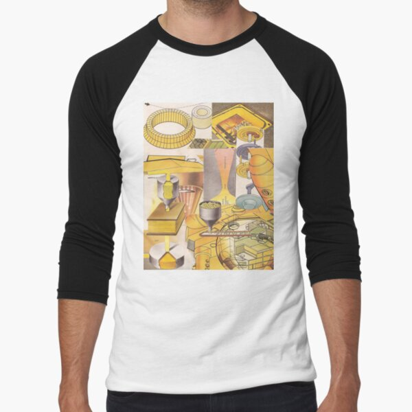 Yellow is my favorite color  Baseball ¾ Sleeve T-Shirt