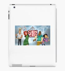 Gen Zed Dancers iPad Case/Skin