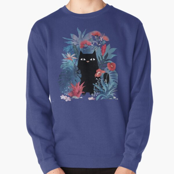 Popoki  Pullover Sweatshirt