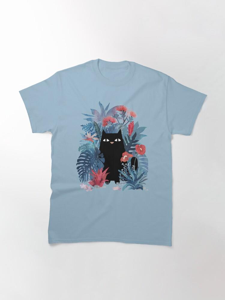 Alternate view of Popoki  Classic T-Shirt