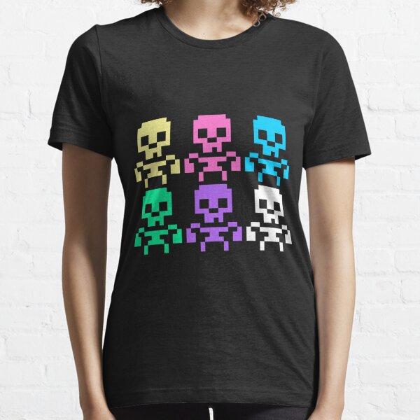 Rainbow skeletons Essential T-Shirt