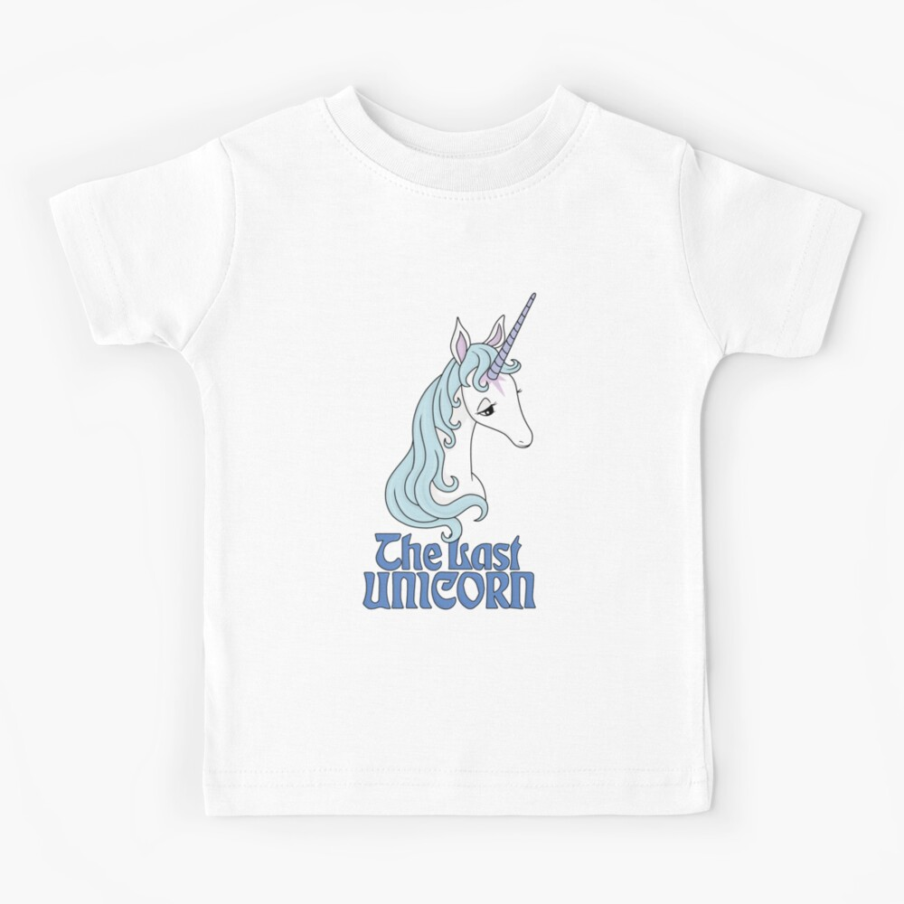 The Last Unicorn Kids T-Shirt