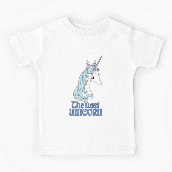 The Last Unicorn Kids T-Shirt
