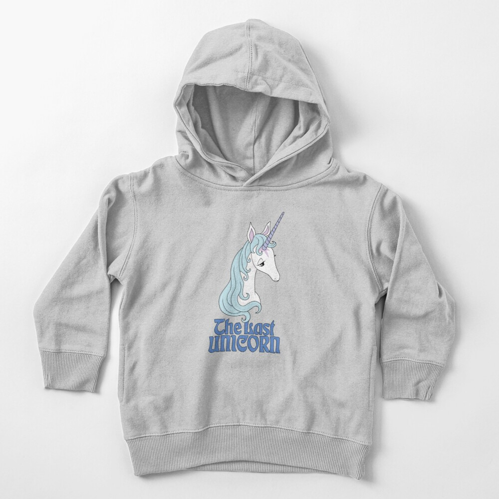 The Last Unicorn Toddler Pullover Hoodie