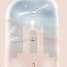 Flight to faith  by MarleyArt123