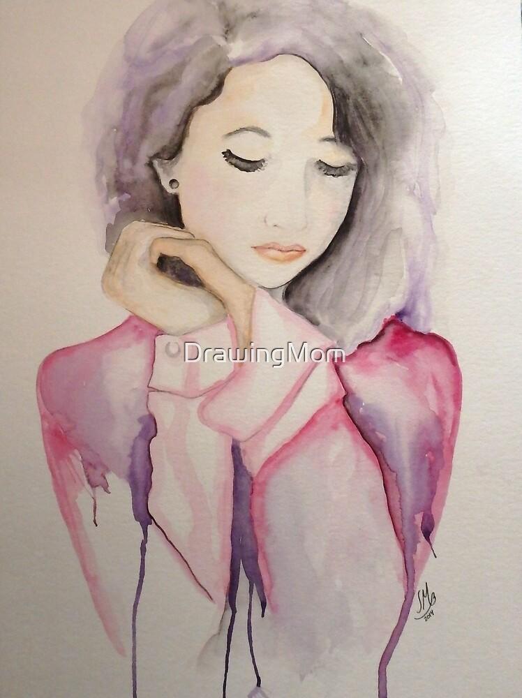 Solitude by DrawingMom
