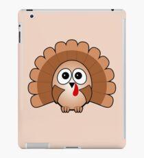 Little Cute Turkey iPad Case/Skin