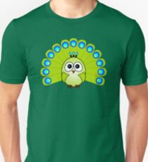 Little Cute Peacock T-Shirt