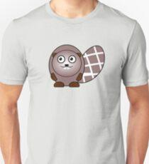 Little Cute Beaver Unisex T-Shirt