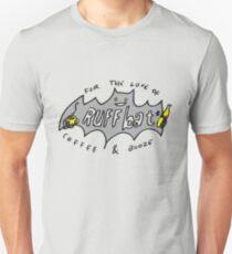 RuffBat Coffee & Booze T-Shirt