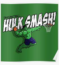 Smashketball Poster