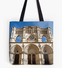 Architecture at Cuenca,Spain Tote Bag