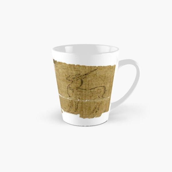 Unicorn Papyrus (P.Oxy 5403) Tall Mug