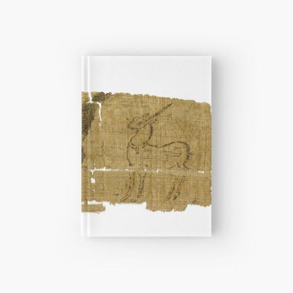 Unicorn Papyrus (P.Oxy 5403) Hardcover Journal