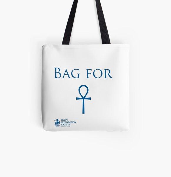 Bag for 'Life' All Over Print Tote Bag