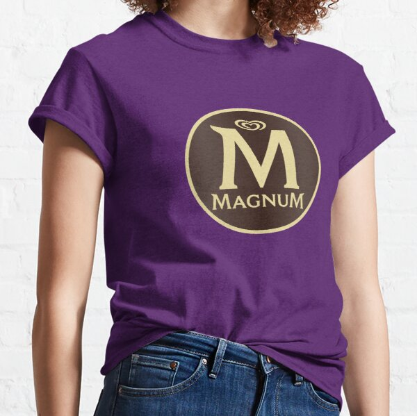 Magnum Ice Cream design Classic T-Shirt