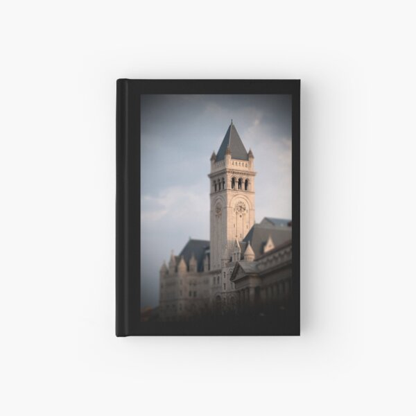 The Old Post Office Pavilion Hardcover Journal