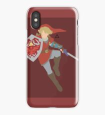Link (Red) - Super Smash Bros. iPhone Case