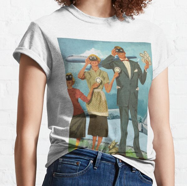 A photograph can trick you into thinking you know something Classic T-Shirt