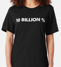 Dr Stone - 10 billion % Slim Fit T-Shirt
