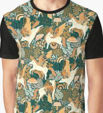Pegasus Paradise  Graphic T-Shirt