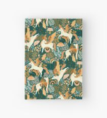 Pegasus Paradise  Hardcover Journal